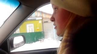 Тест драйв от Елены Владимировны Toyota Probox