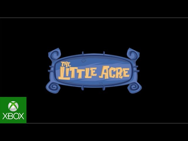ID@Xbox @GDC: The Little Acre