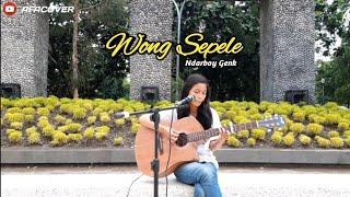 Gambar cover Wong Sepele - Ndarboy genk || Akustik cover by AFACOVER