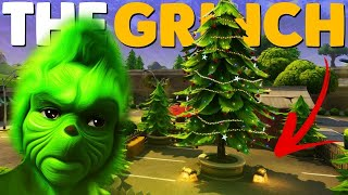 HOW TO HAVE THE SKIN OF GRINCH FULL FREE!! FORTNITE BATTLE ROYALE! (ACTIVE DRAW)