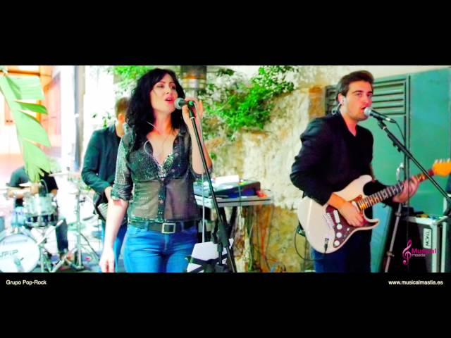 Alvaro Soler Sofia Banda Pop Rock
