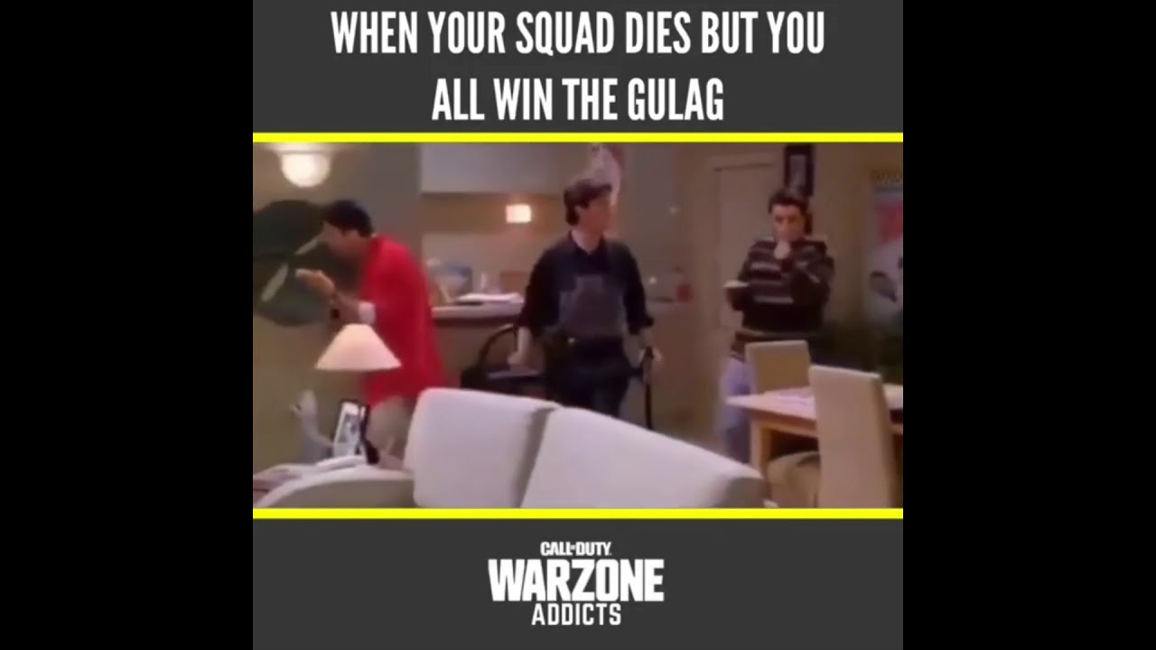 The Funniest And Best Cod Warzone Memes In One Video Youtube