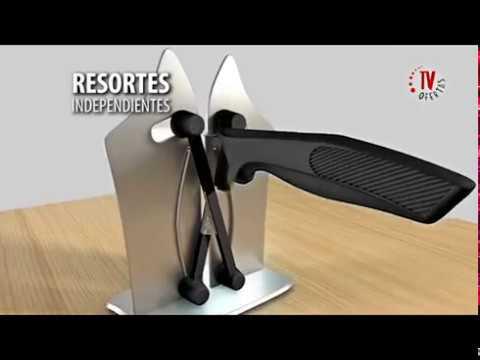 Afilador De Cuchillos Profesional Bavarian Edge Youtube