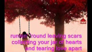 jar of heart lyrics