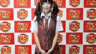 佐倉絆 PR動画です。