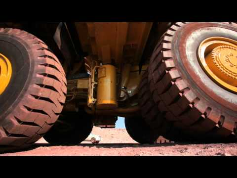 Bright ideas for big trucks - Anglo American