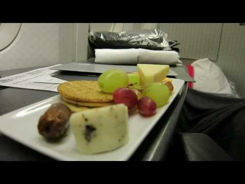 AA945 DFW-SCL First Class American Airlines Dallas to Santiago de Chile Boeing 777