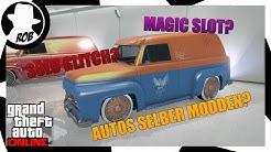 Magic Slot Autos selber modden Jeder kann diesen Glitch machen GTA V Online deutsch