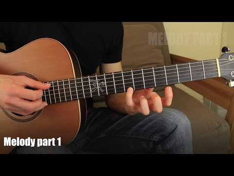 Practical Fingerstyle #1 Spanish Dance - Easy Spanish Melody for Beginners
