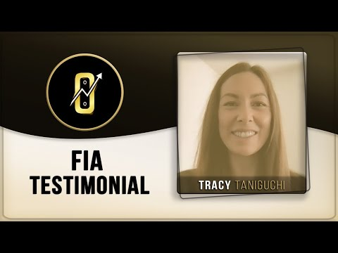 Tracy Taniguchi Testimonial