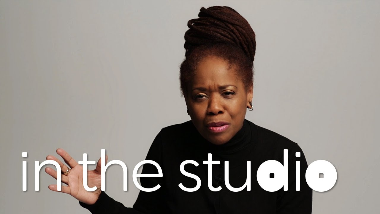 In The Studio: CATHERINE RUSSELL Part One