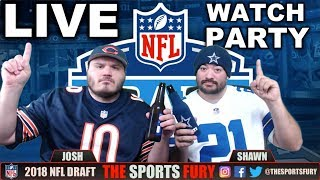 2018 NFL Draft Live Watch Party   1st Rd