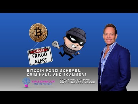 Bitcoin Ponzi schemes, Criminals And Scammers