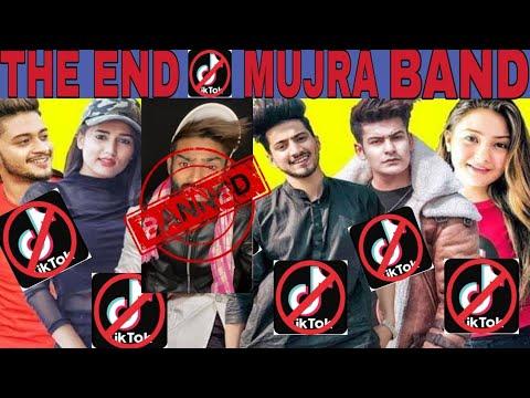 THE END   TIKTOK BAN   MUJRA BAND IN INDIA   Sachin stardom