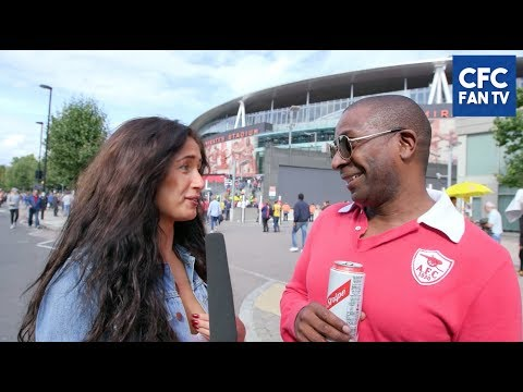 Where's Your European Cup? Sophie Asks Arsenal Fans For Help - Prank!