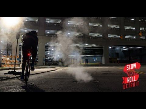 Slow Roll Detroit X Kryptonite Street Light Series