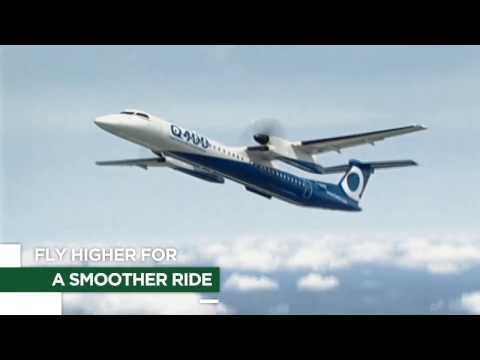 Q400: The World's Most Modern Turboprop