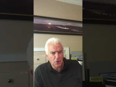 Seinfeld's J Peterman character, John O'Hurley, tapes personal message for The Cancer Couch