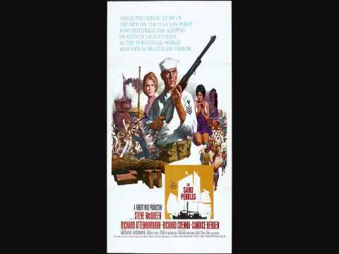 Jerry Goldsmith - The Sand Pebbles (Main Title)