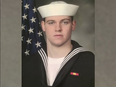 Virginia Town Mourns Sailor Killed in Collision
