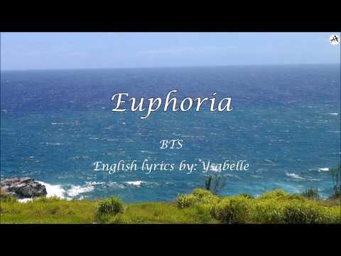 Euphoria - English KARAOKE (Instrumental) - Jungkook (BTS)