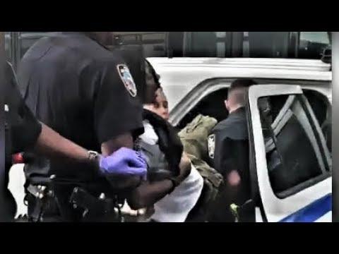 Bronx Thief Resists Arrest | NYPD 46th Precinct