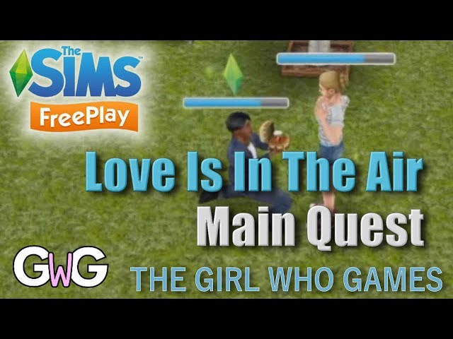 sims freeplay build two dating relationships