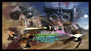 Nintendo 64 Longplay [048] Star Wars Episode I: Racer