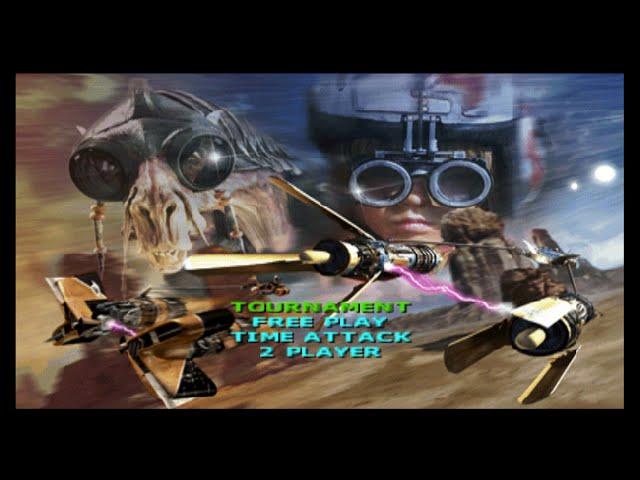 Nintendo 64 Longplay [048] Star Wars Episode I: Racer