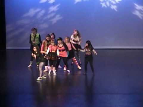 Dance Sudio 84 Winter Recital 2009
