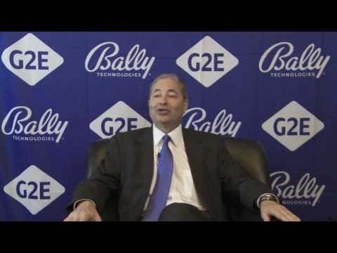 G2E Inside The Industry: John Restrepo, Las Vegas Area & Gaming Economist