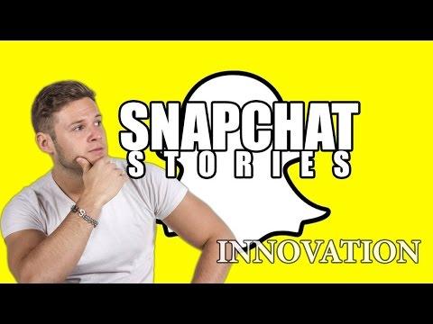 SNAPCHAT STORIES   Innovation   inscope21