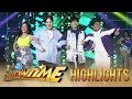FumiYam, Sanrio and JinHo Bae treat the madlang people to a fun opening number | It's Showtime