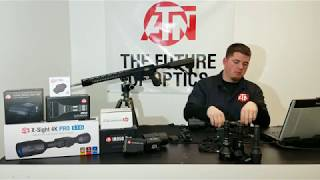 ATN How To Update Your New ATN Optic's Firmware!