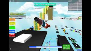 ROBLOX COMPLETING STAGE 343 (GONE WRONG)