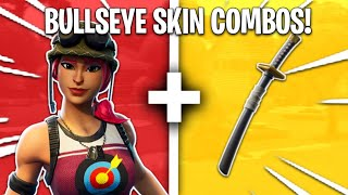 10 Best 'BULLSEYE' Skin Combinations in Fortnite (Fortnite Battle Roayle)