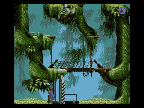 Flashback Longplay (Amiga) [50 FPS]