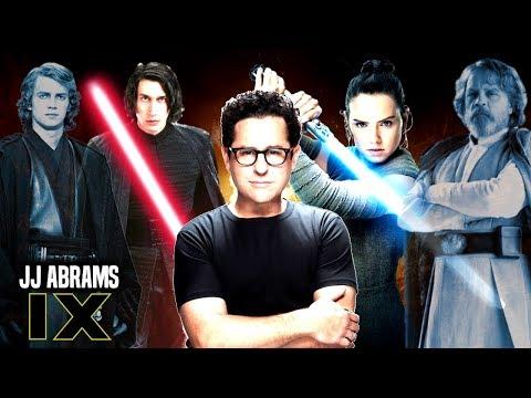 Star Wars! JJ Abrams May Rewrite Ending Of Episode 9 & More! (Star Wars News)