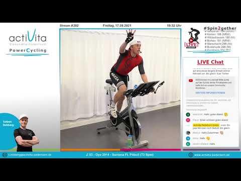 #282 PowerCycling / Spinning mit Torben (LiveStream)