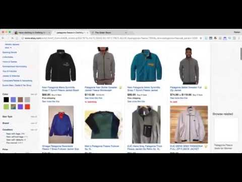 What To Sell On Ebay In 2017 - Top Selling Clothing To Make Money On Ebay