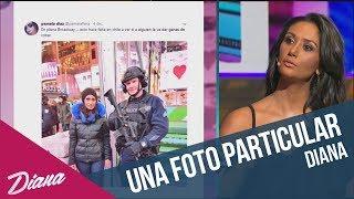 La verdad de la foto de Pamela Díaz en Nueva York | Diana | Capítulo 6