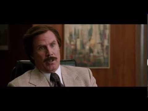 """Download ANCHORMAN 2: THE LEGEND CONTINUES - Official Clip - """"News Ideas"""" - UK"""