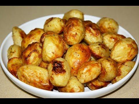 Как приготовить печеный картофель. Картошка в духовке. Картошка со специями. Моя Dolce Vita