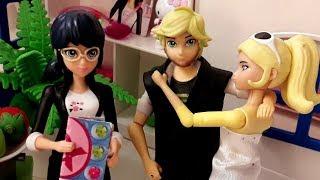 Кошмарный сон Маринетт. Видео с игрушками из мультфильма Леди Баг и Супер-Кот