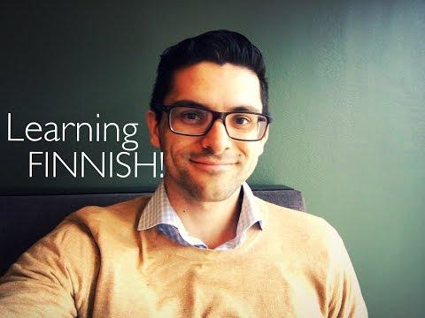 In Helsinki! ... Learning Finnish!!
