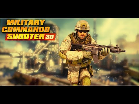 Military Commando Shooter for PC- Free download in Windows 7/8/10