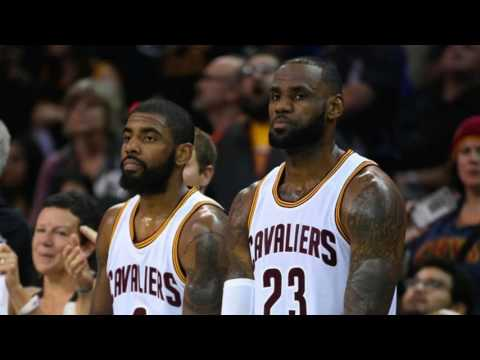 Former Cavs GM David Griffin talks Kyrie and Lebron