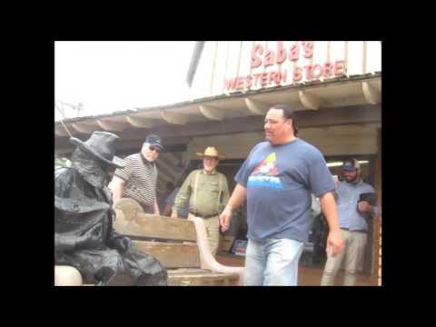 Bronze Cowboy Statue Surprise ! 2017 F Episode 23