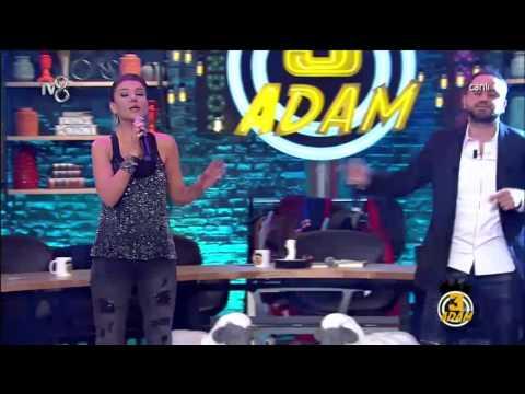 Gülben Ergen ve Bora Duran Düeti   3 Adam   Sezon 3 Bölüm 6   16 Aralık 2015