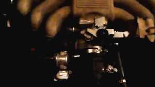 Плавают обороты при запуске холодного двигателя БМВ е34 м20